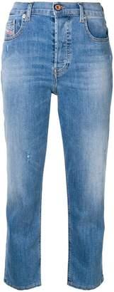 Diesel cropped Neekhol jeans