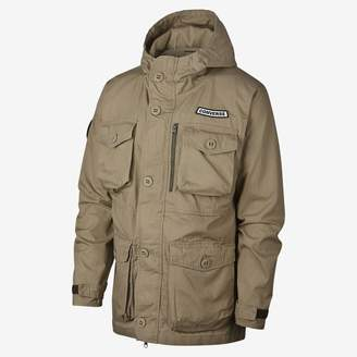 Converse Cotton Utility Mens Jacket