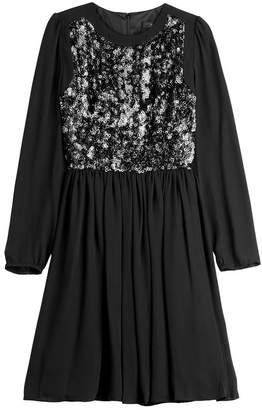 Steffen Schraut Nightsky Dress with Sequins