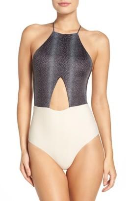 Women's Tavik Lela One-Piece Swimsuit $146 thestylecure.com