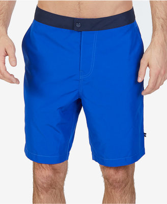 "Nautica Men's Quick-Dry Colorblocked 9"" Board Shorts, a Macy's Exclusive Style $69.50 thestylecure.com"