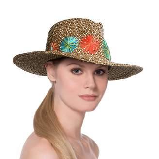 Eric Javits Luxury Fashion Designer Women s Headwear Hat - Zanzibar 226a3ffdf395
