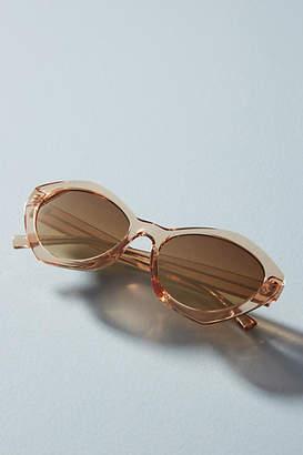 Cat Eye Freyrs Eyewear Freyrs Jade Cat-Eye Sunglasses