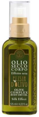 Toscano Erbario Olive Oil Dry Oil After Bath, 4.22 fl oz