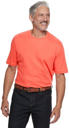 Croft & Barrow Men's Classic-Fit Easy-Care Crewneck Tee