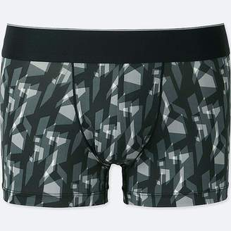 Uniqlo Men's Airism Sprz Ny Low-rise Boxer Briefs (niko Luoma)