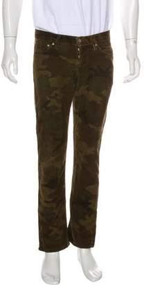 Naked & Famous Denim Camouflage Corduroy Pants