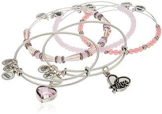 Alex and Ani Alive with Love Bangle Bracelet