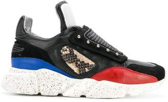 Schumacher Dorothee colour block sneakers