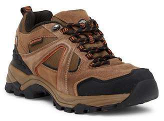 Pacific Trail Raker Waterproof Suede Hiking Sneaker