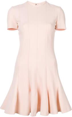 Carven panelled flared dress