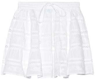 Melissa Odabash Kids Anita cotton skirt