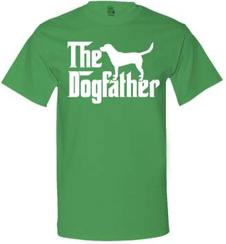 Golden Retriever mintytees keepin' It Fresh The Dogfather Dog Men's T-Shirt
