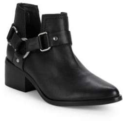 Louhlah Leather Booties