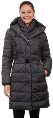 Fleet Street Women's Belted Down Jacket