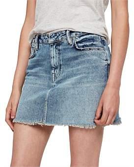 AllSaints Betty Studded Skirt