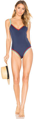 Kiini Tasmin Scoop Back One Piece