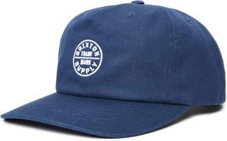 Brixton Oath Snapback Baseball Cap