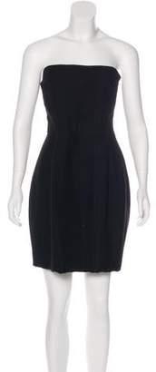 Stella McCartney Strapless Knit Dress