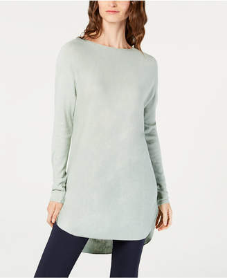 INC International Concepts I.n.c. Shirttail Sweater, Created for Macy's