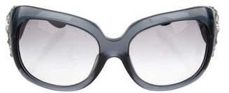 Bvlgari Oversize Gradient Sunglasses