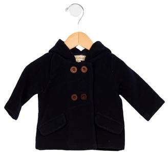 La Petite Collection Girls' Double-Breasted Wool Coat w/ Tags