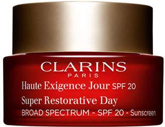 Clarins Super Restorative Day Cream SPF 20 All Skin Types