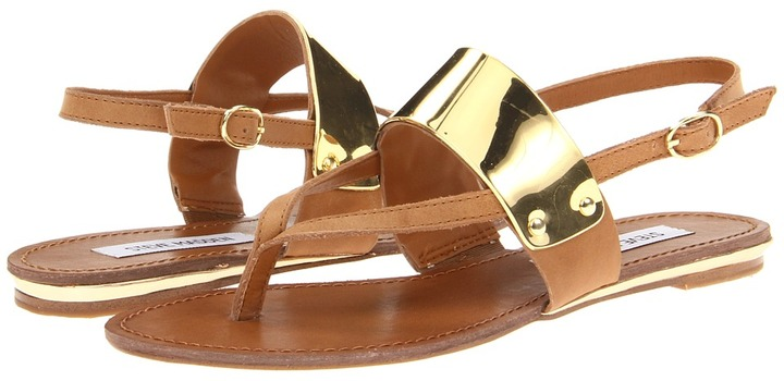 Steve Madden Cufff (Cognac) - Footwear