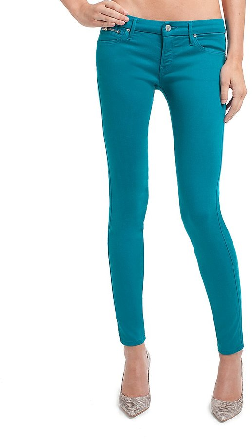 GUESS by Marciano The Zip Pocket Skinny Jean No. 67 - Colored Denim