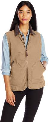 Woolrich Women's Dorrington Barn Vest, XS