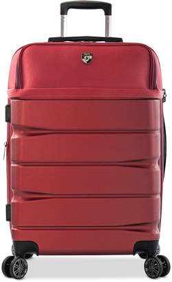 """Heys Charge-a-Weigh 26"""" Hybrid Spinner Suitcase"""