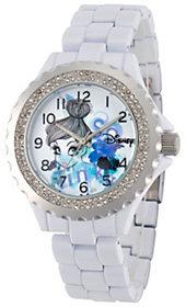 Disney Tinker Bell Women's Enamel Watch $59.99 thestylecure.com