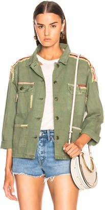 The Great Sergeant Embroidered Jacket
