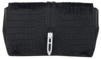 Rag & Bone Embossed Enfield Clutch