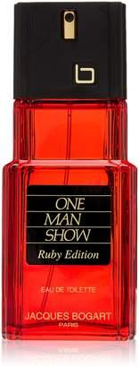 Jacques Bogart One Man Show Ruby Edition by Eau de Toilette 100ml by