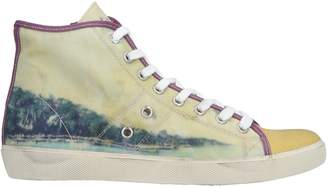Leather Crown High-tops & sneakers - Item 11158570SL