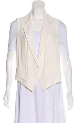 Doo.Ri Notch-Lapel Button-Up Vest