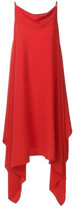 Gareth Pugh cowl neck dress