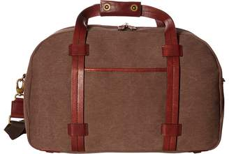 Bosca Washed Leather Collection - Duffel Duffel Bags