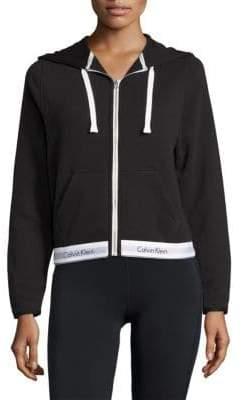 Calvin Klein Lounge Long-Sleeve Hoodie