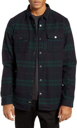 Globe Clifton Long Sleeve Flannel Shirt