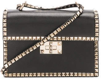Valentino Small Rockstud No Limit Crossbody Bag