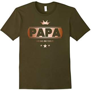 DAY Birger et Mikkelsen PAPA It's like Dad Only Cooler Fathers Copper T-Shirt