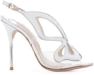 Sophia Webster laser cut sandals