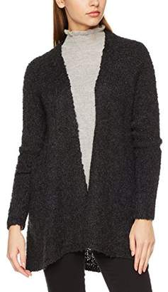 Only Women's Onlcarla L/s Long Cardgan KNT Cardigan,(Manufacturer Size: Small)
