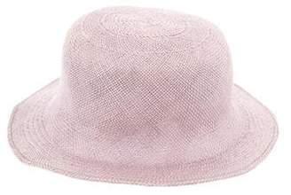 Loro Piana Straw Brimmed Hat