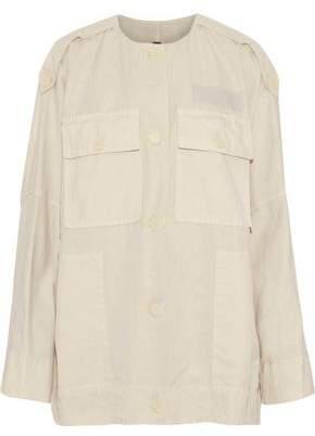 Raquel Allegra Cotton-Canvas Jacket
