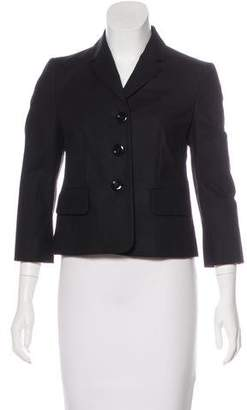 RED Valentino Structured Notch-Lapel Blazer w/ Tags