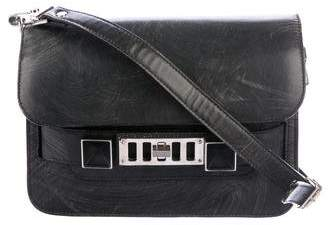 Proenza Schouler Mini Classic PS11 Chalkboard Crossbody Bag