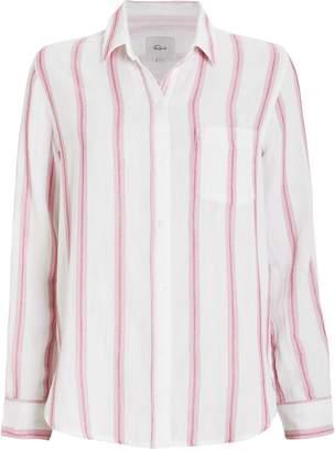 Rails Reagan Striped Button Front Shirt